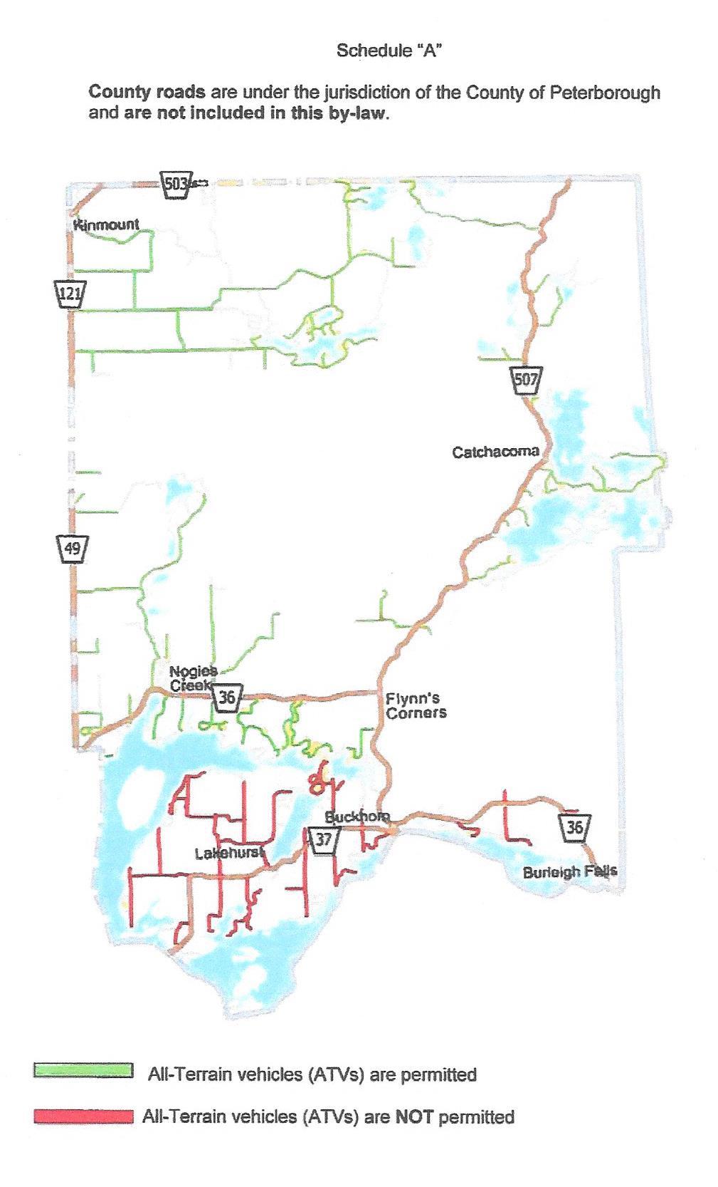 katva trent lakes bylaw map0007